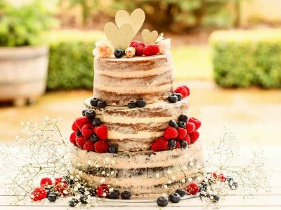 seville wedding cake
